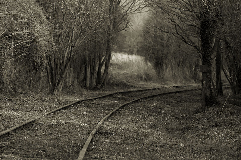 The old railway