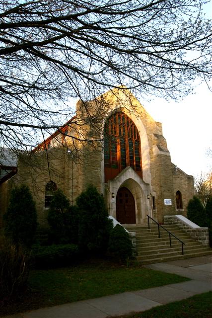 University Church of Christ Disciples