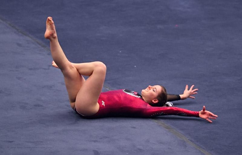 photos of single girls gymnastics № 151005