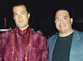 Steven Segal & Emilio Scotto