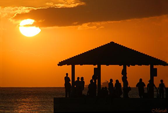 Sunset Gathering -04-04-06