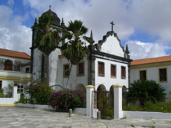 A church in Olinda