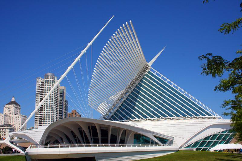 Calatravas Milwaukee masterpiece