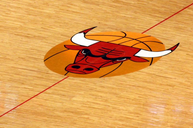 Chicago Bulls Center Court Photo Karthik Raja Photos At Pbase Com