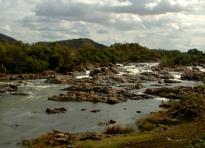 I flow on forever, Cauvery River