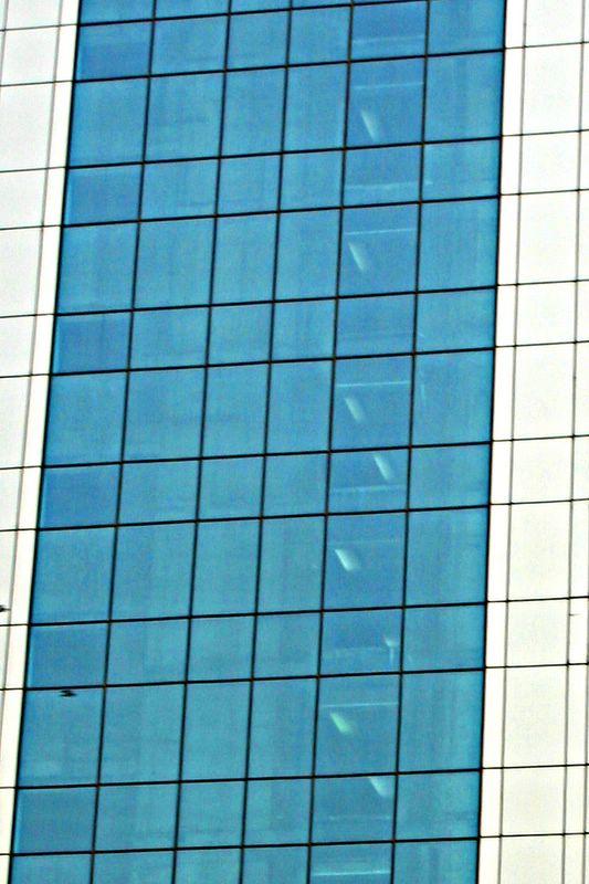 Sheer Blue Glass, Gurgaon