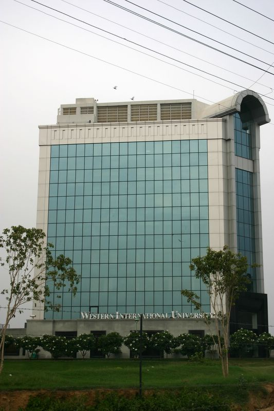 Western International University, Gurgaon