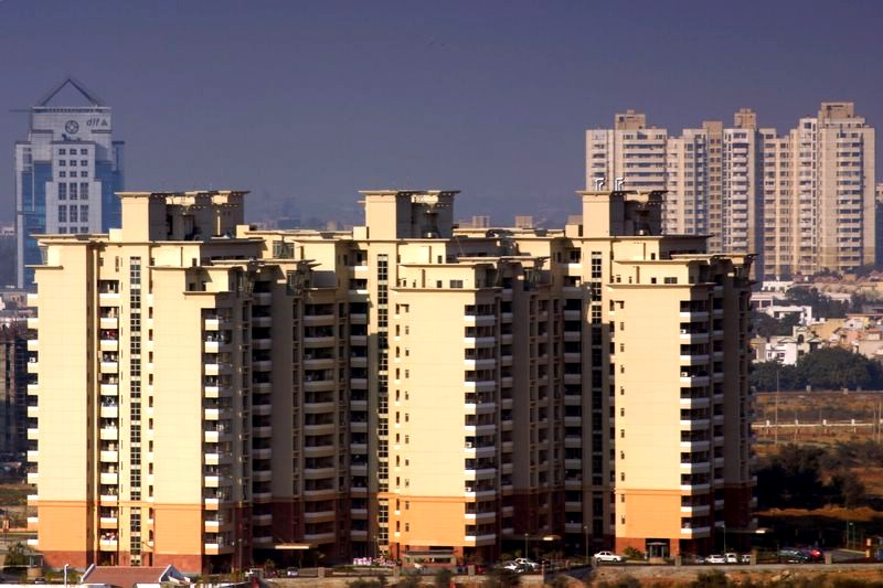 Apartment complexes, Gurgaon