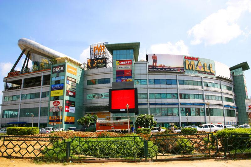 Sahara Mall, Gurgaon