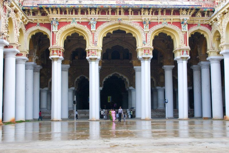 Thirumalai Nayak Palace, Madurai