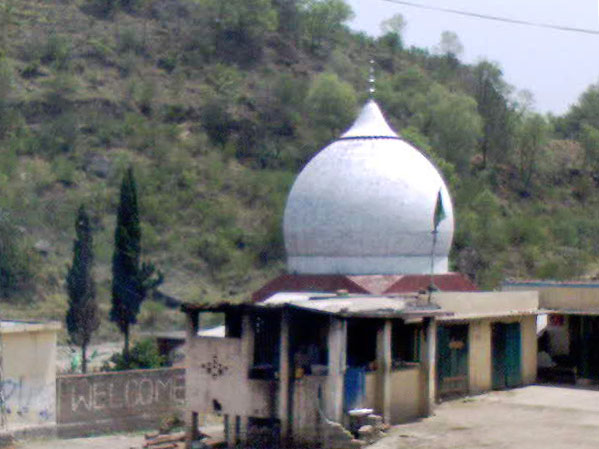 Mosque in Holar
