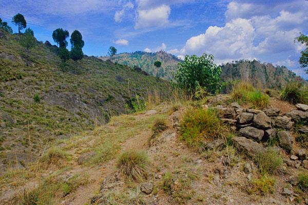 Valley in Kotli dist