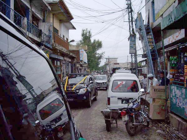 Khoiratta bazaar