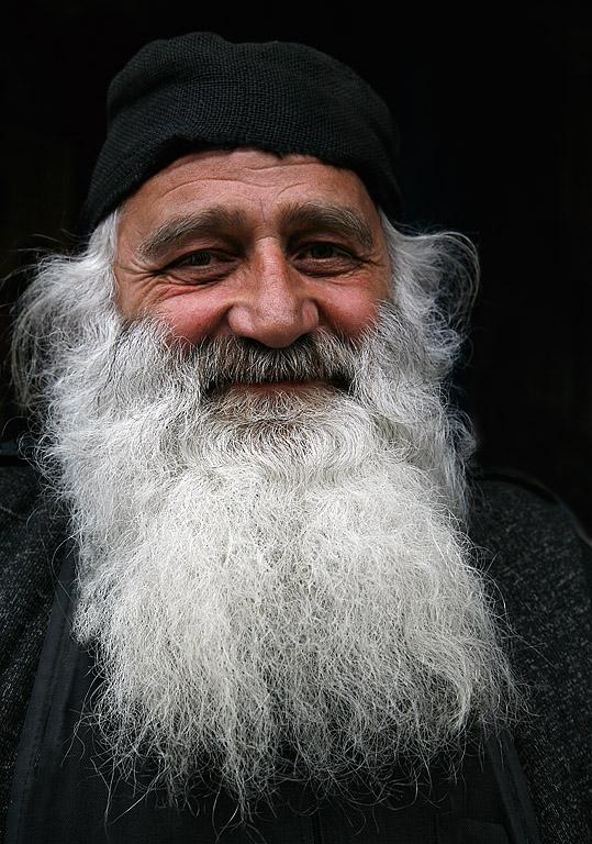 Georgian orthodox priest