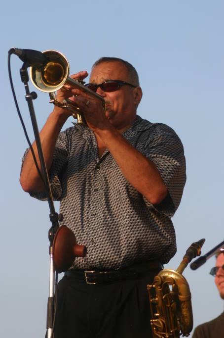 Bob Bubba Enos ~ trumpet