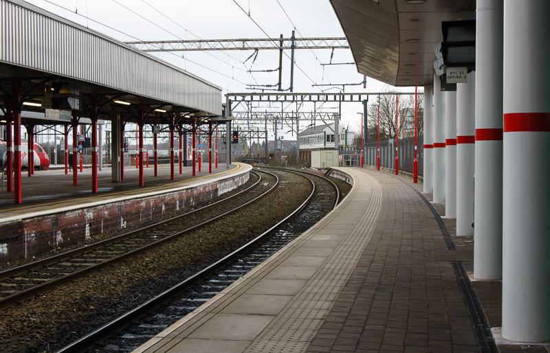 25 February: Platform 0