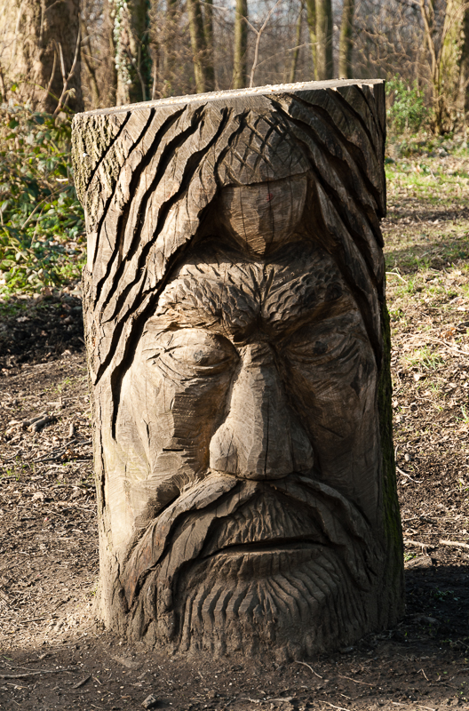 28 February: Tree Carving