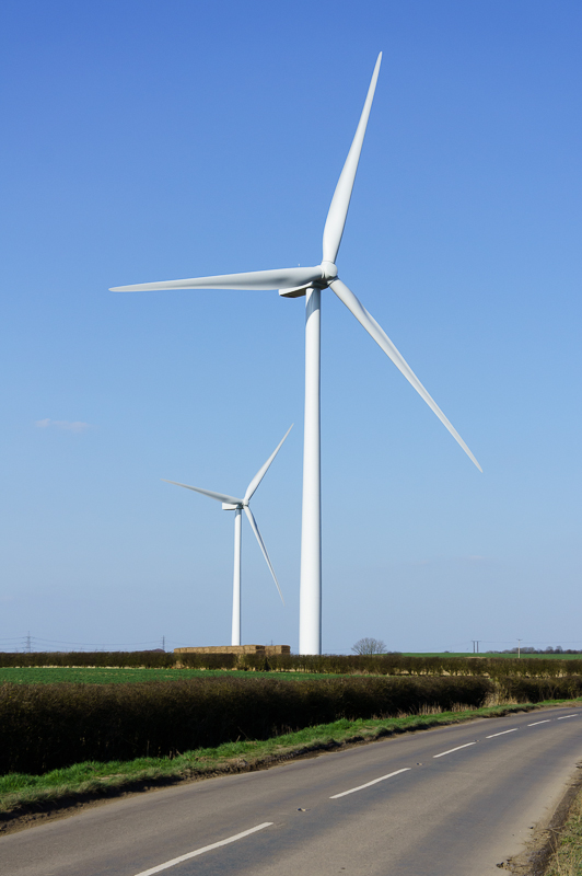 20 April: Turbines Now Working