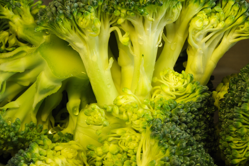 25 April: Broccoli
