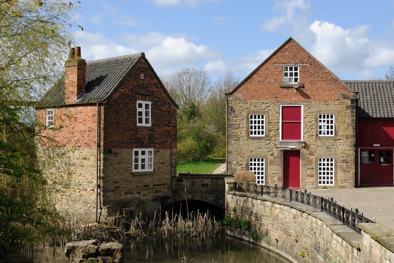 29 April: Bedgreave Mill