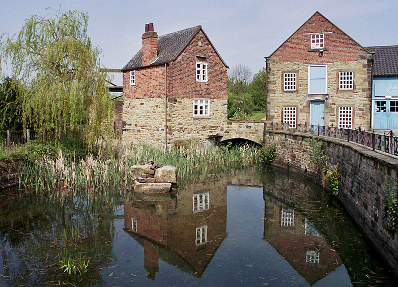 The House and the Mill