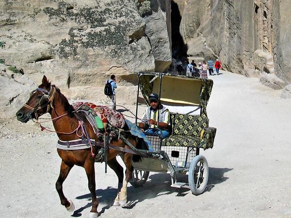 Chariot taxi