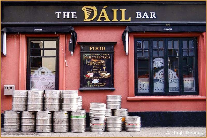 Ireland - Galway City - The Dail Bar