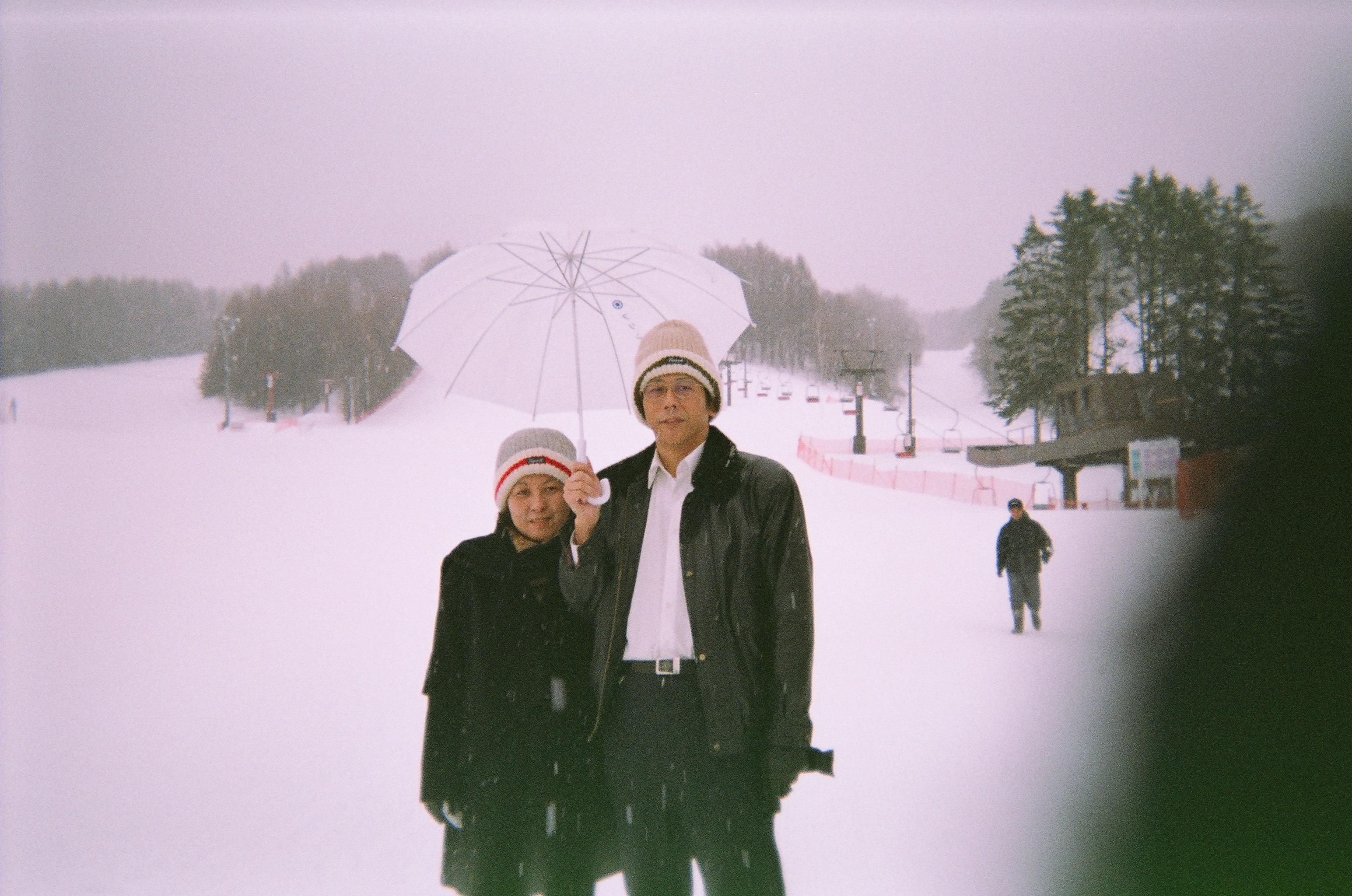 Vickie & Mike in Hokkaido