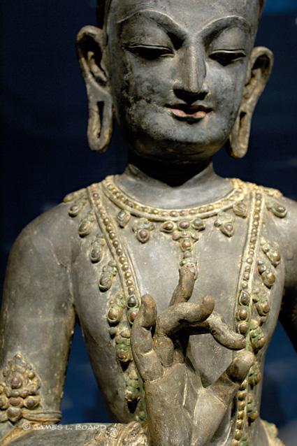 Image of a bodhisattva