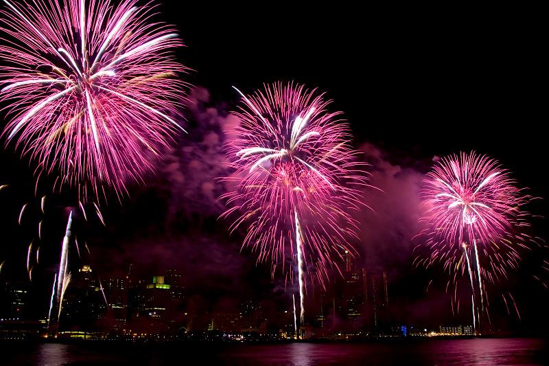 Fireworks - June 23, 2008