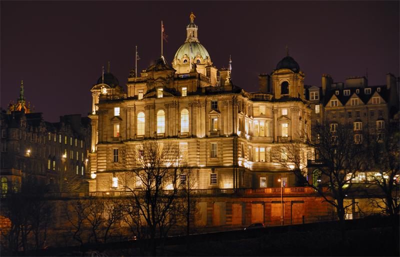 Head Office, Bank of Scotland