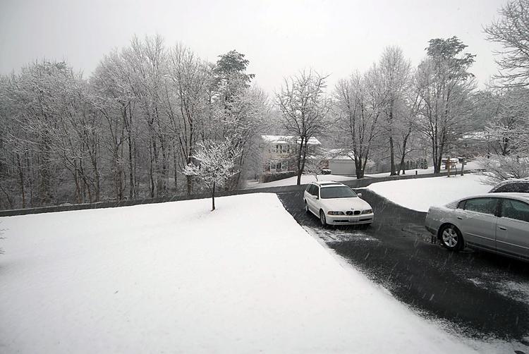 Blizzard of 2006.  Ha!