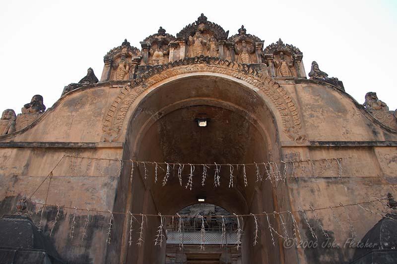 Brihadeshra Temple Entrance