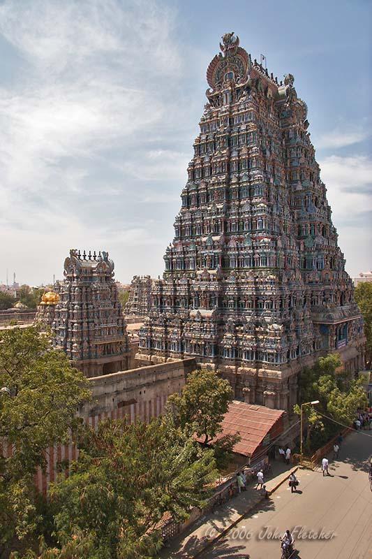 Minakshi Sundareshvara Temple