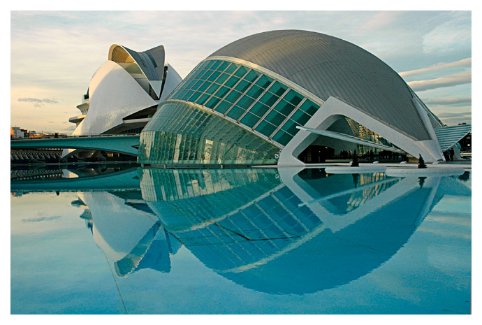 City of Arts and Sciences III