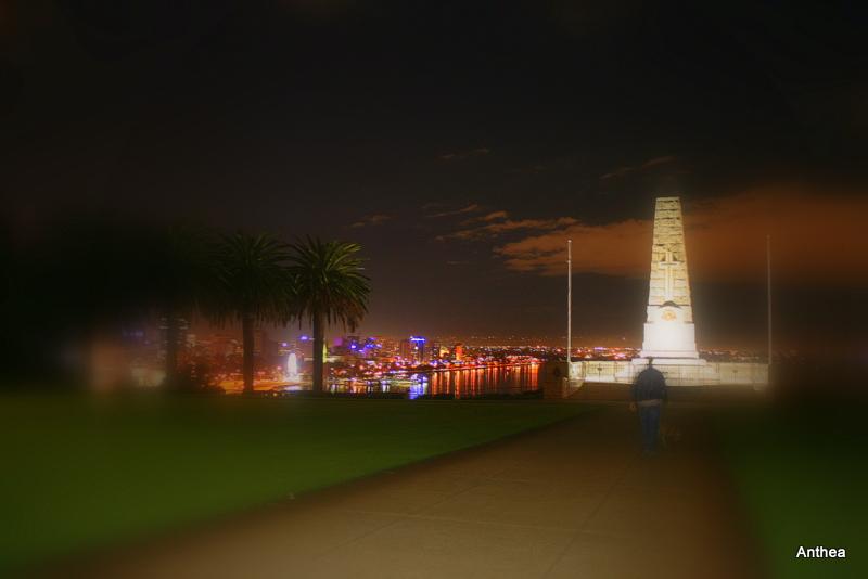 The Memorial, Kings Park