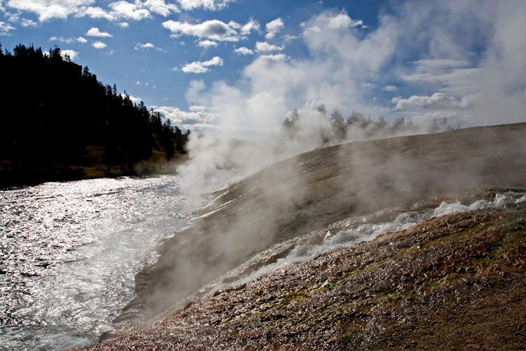 Yellowstone Mists - 2