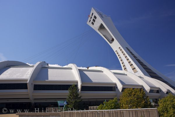Montreal Tower Olympic Park