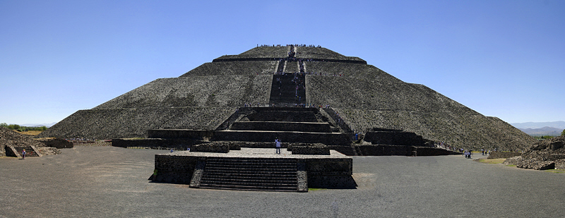 Teotihuacan#1, Mexico