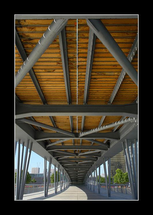 Pont Simone de Beauvoir - Paris