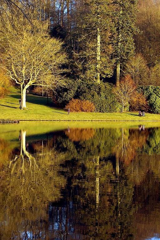 Mirror, mirror… ~ Stourhead