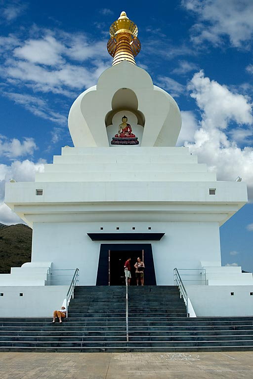 Enlightenment Stupa, Benalmadena