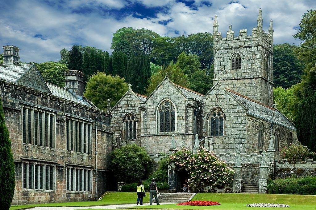 Church, Lanhydrock, Cornwall (2023)