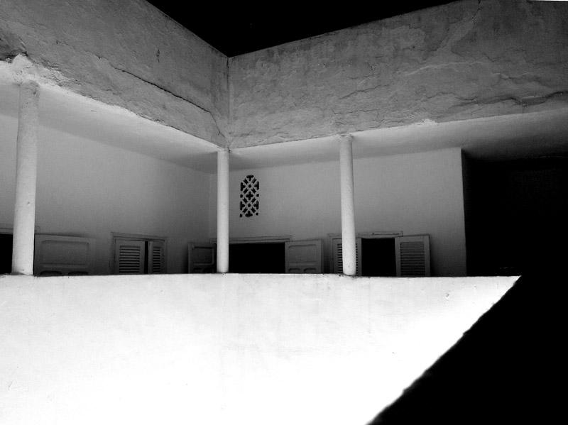 Au premier étage