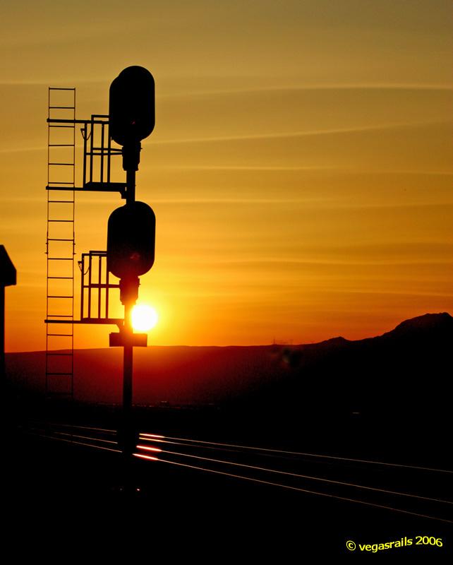 Sunset signals
