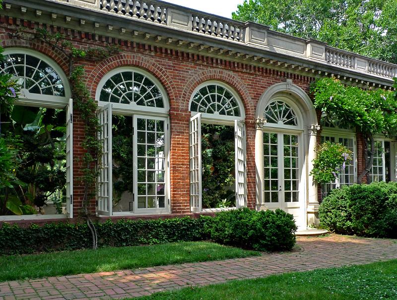 Dumbarton Oaks Orangery