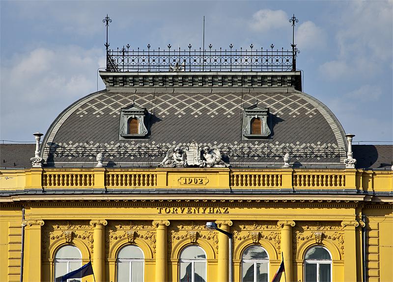 Törvényház (Event Hall), 1902