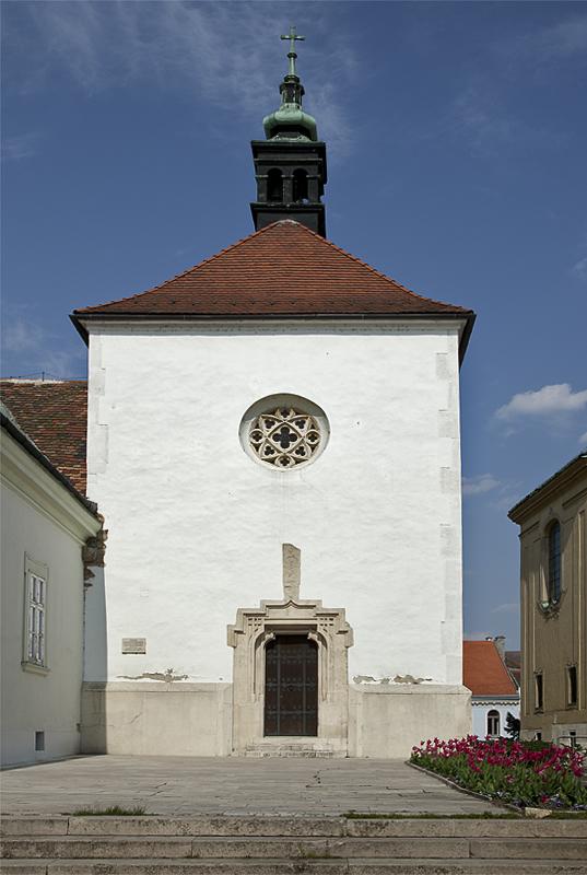 St. Annes Chapel (15th century)