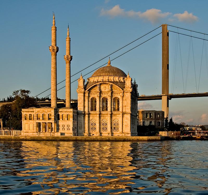 Mecidiye Mosque in Ortaköy