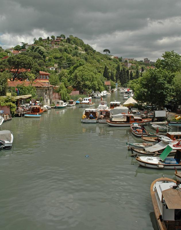 Asian side, Göksu River